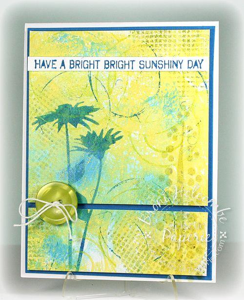 CTD261 Bright Sunshiny Day