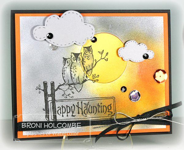 CTD263 Happy Haunting