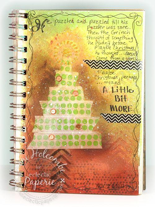 CTD269 A Little Bit More Christmas Tree