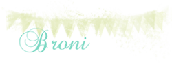 Broni signature with banner