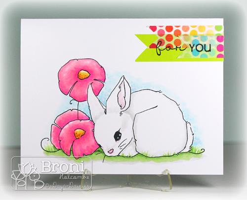 04-04-14 ADFD Easter Bunny