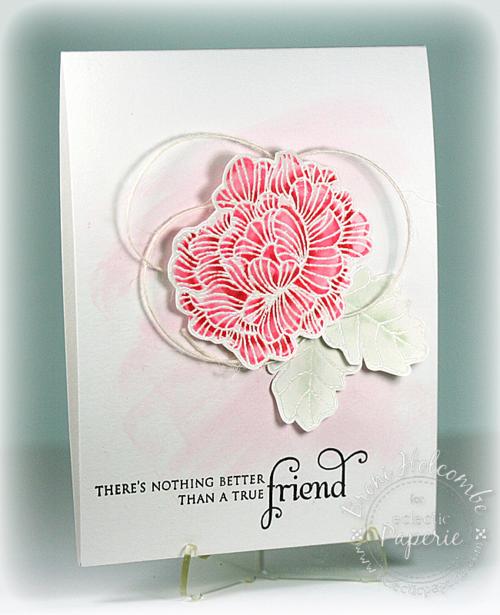 CTD295 True Friend In Bloom