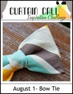 Curtain Call Bow Tie