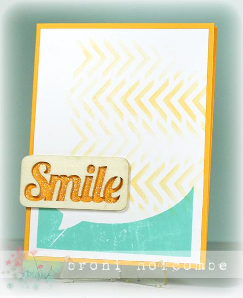 Smile - pre-teen birthday