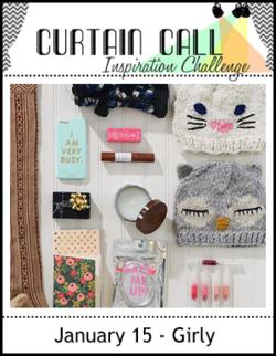 C0115-0124 Curtain Call - girly