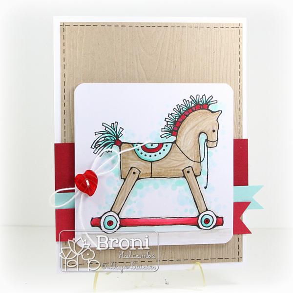020516 ADFD Stick Horse Blue