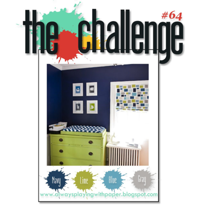 031416 The Challenge #64 Color