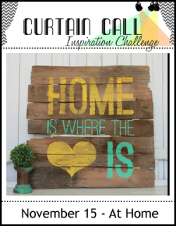 111516 Curtain Call at home