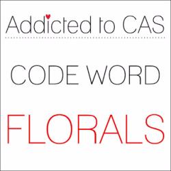 ATCAS 120 - code word florals