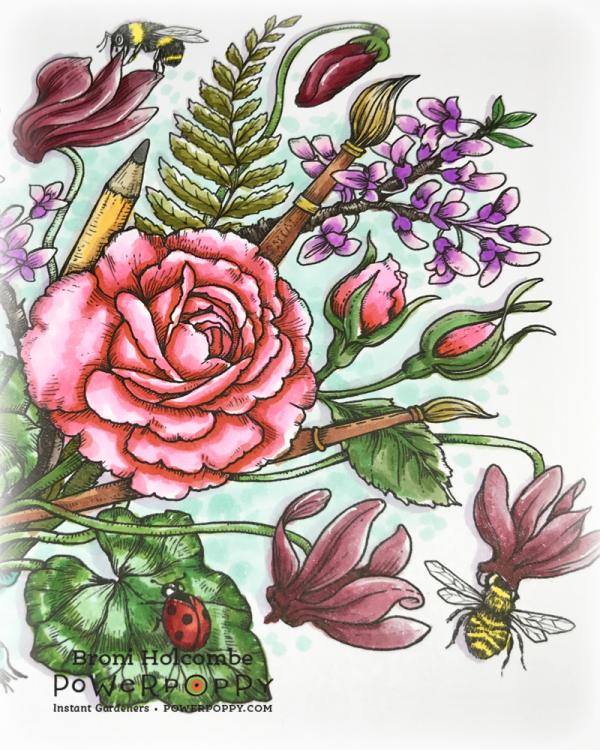 011518 PP Rose All Day