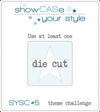 SYSC5 - die cut