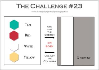 011915 The Challenge #23
