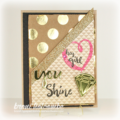 022315 EHLLC Hey Girl You Shine - Broni