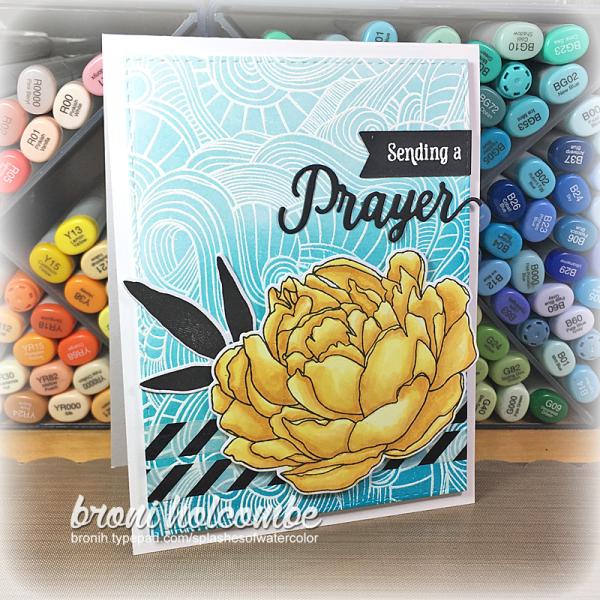 011117 CTD425 Sending a Prayer