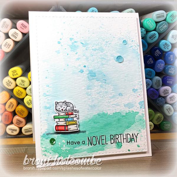 030117 CTD432 Novel Birthday