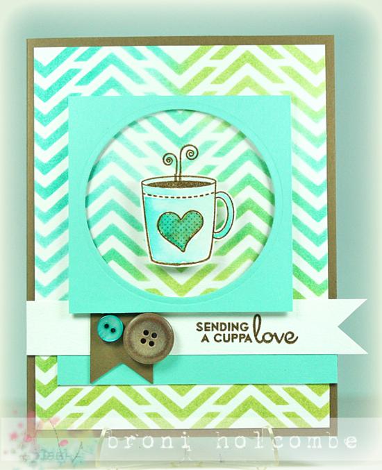 Sending a Cuppa Love
