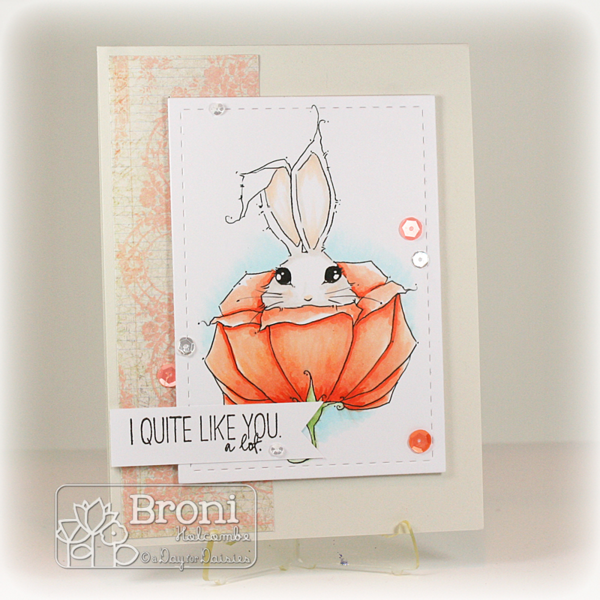041015 ADFD Bunny in a Tulip