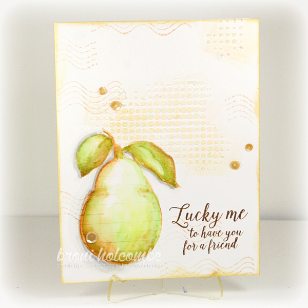 100715 CTD363 Lucky Me Pear