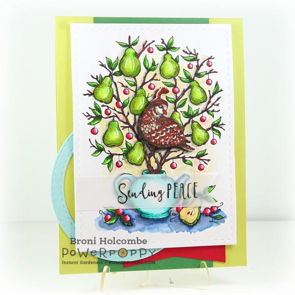 111515 IG Power Poppy Partridge in a Pear Tree