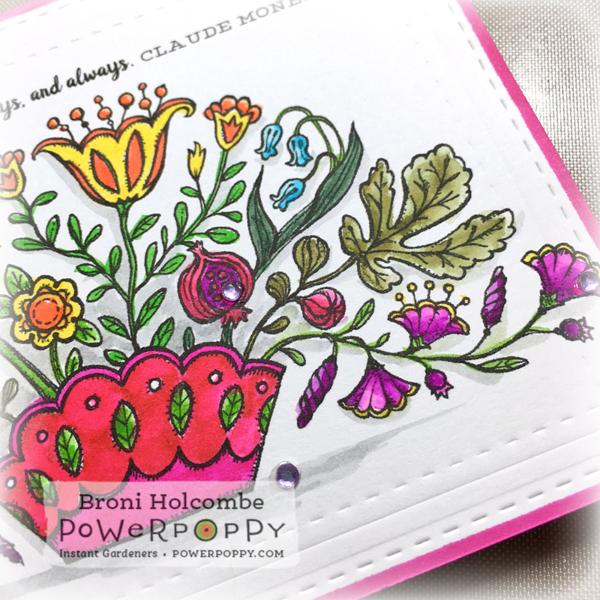 Power Poppy Newest Digi Flowers Always Splashes Of