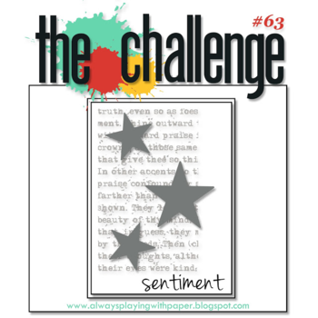 030716 The Challenge #63 Sketch