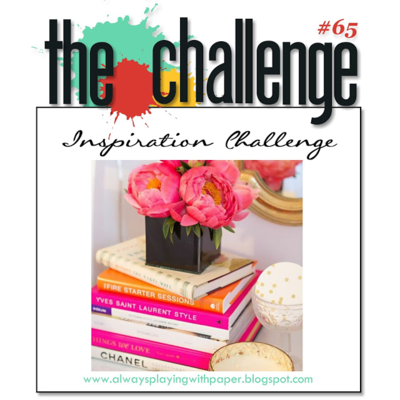 032116 The Challenge #65 Inspiration