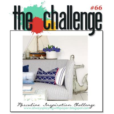 032816 The Challenge #66 Masculine