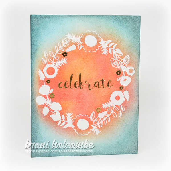 091416 CTD410 Celebrate Wreath
