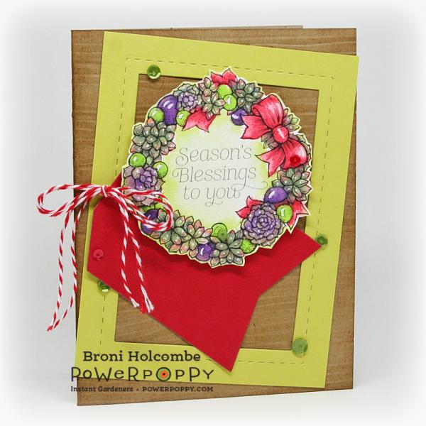 112516 PP Succulents Wreath