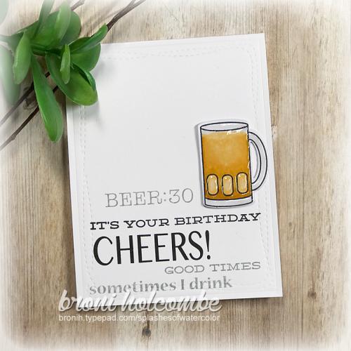 Beer Birthday Cheers-2