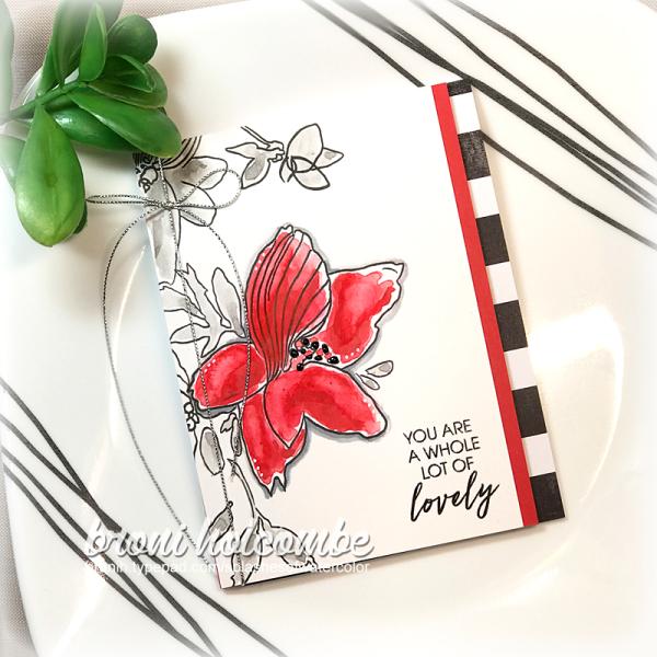 090617 CTD459 Sketchy Floral