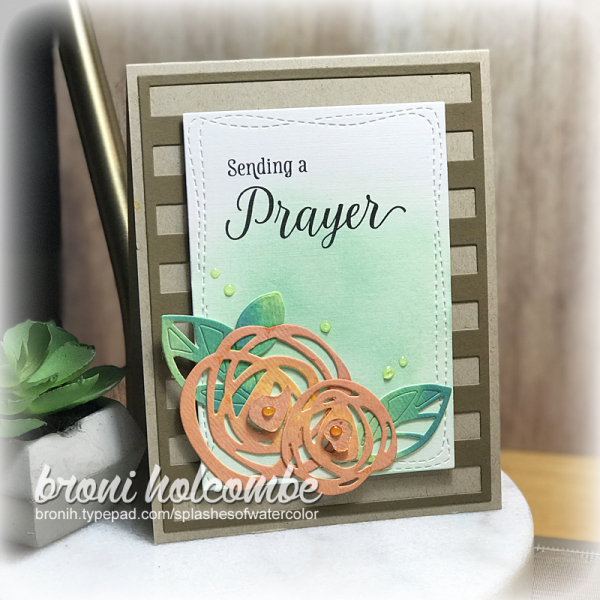 110817 CTD468 Sending a Prayer