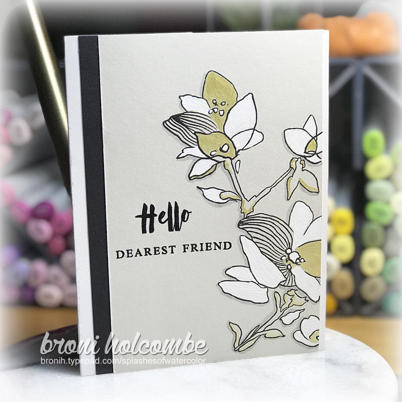 112917 CTD471 Dearest Friend