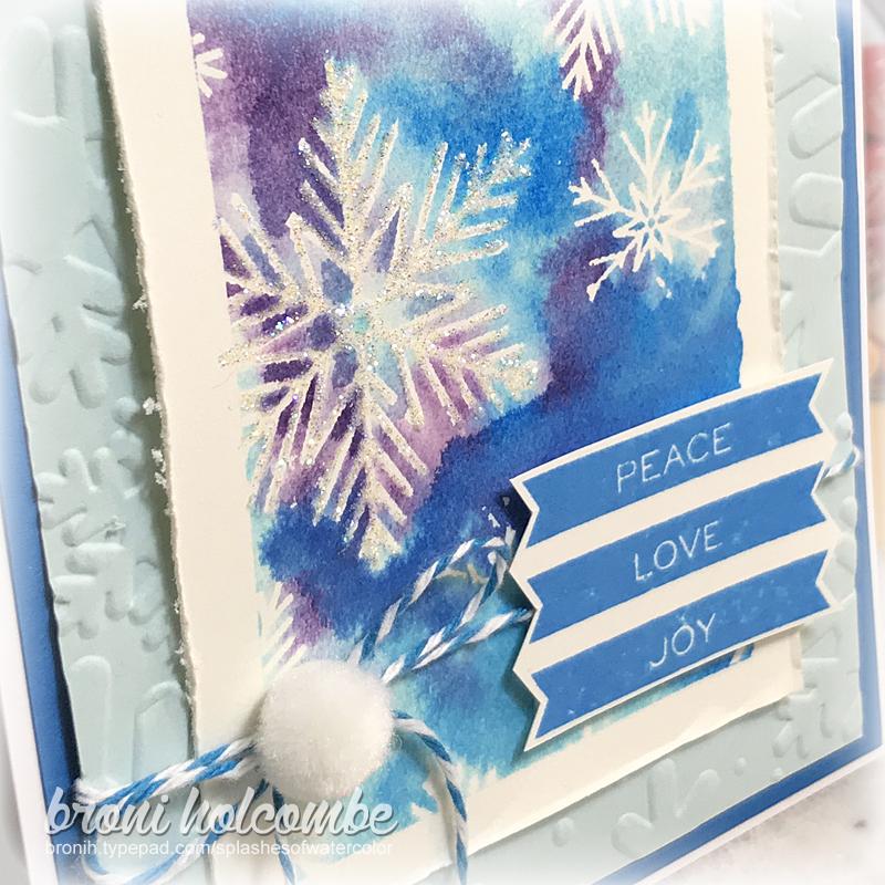 022518 Snowflakes sparkle