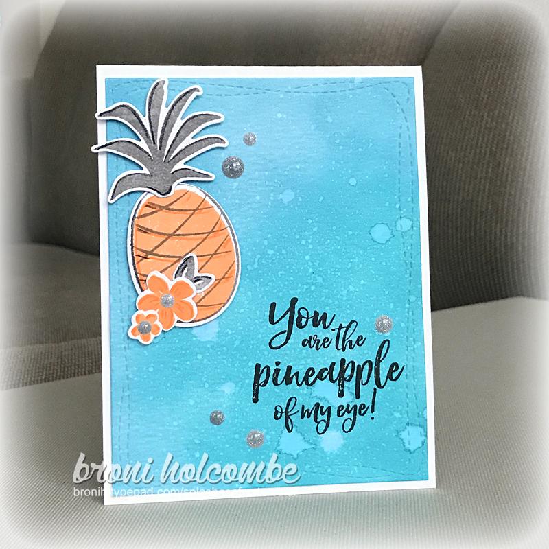 081518 CTD506 Pineapple of My Eye