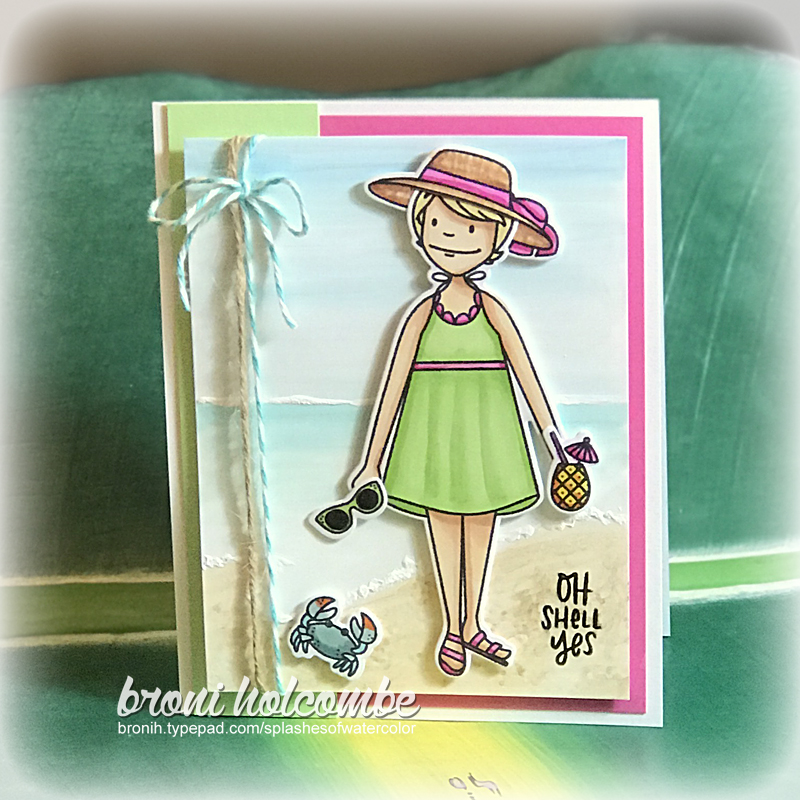 061018 EH Beach Lady - bhh