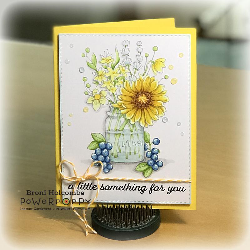 062718 CTD499 PP Wildflower Mini