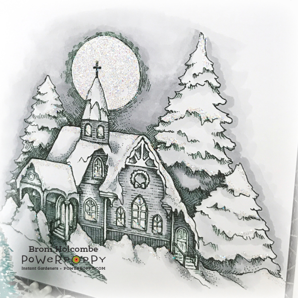 112818 CTD521 PP Snowy Church closeup