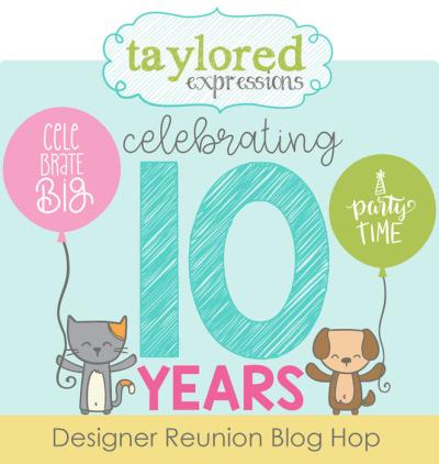 TE 10 years blog hop