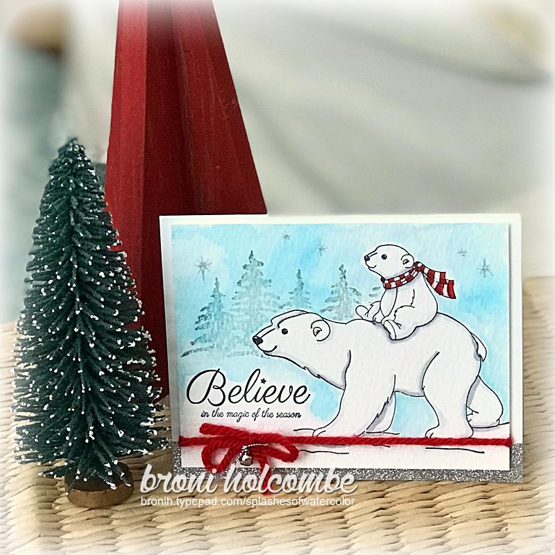 111418 CTD519 Believe Polar Bears