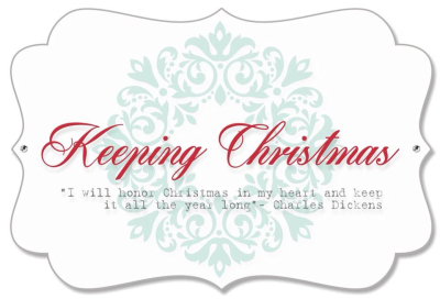 Keeping Christmas graphic