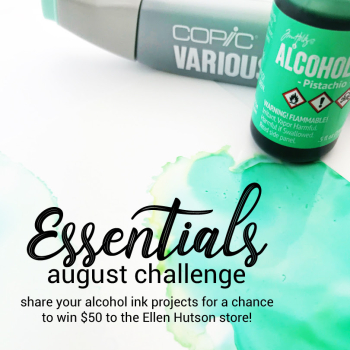 EH August Essentials challenge