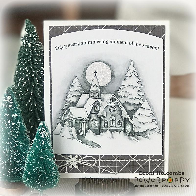 112818 CTD521 PP Snowy Church