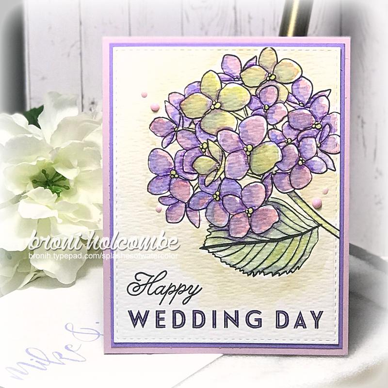 032719 CTD536 Happy Wedding Day