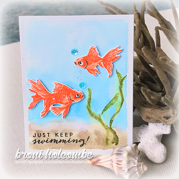 050819 CTD542 Just Keep Swimming