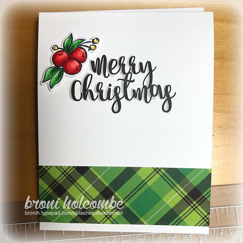 KC Christmas card 1