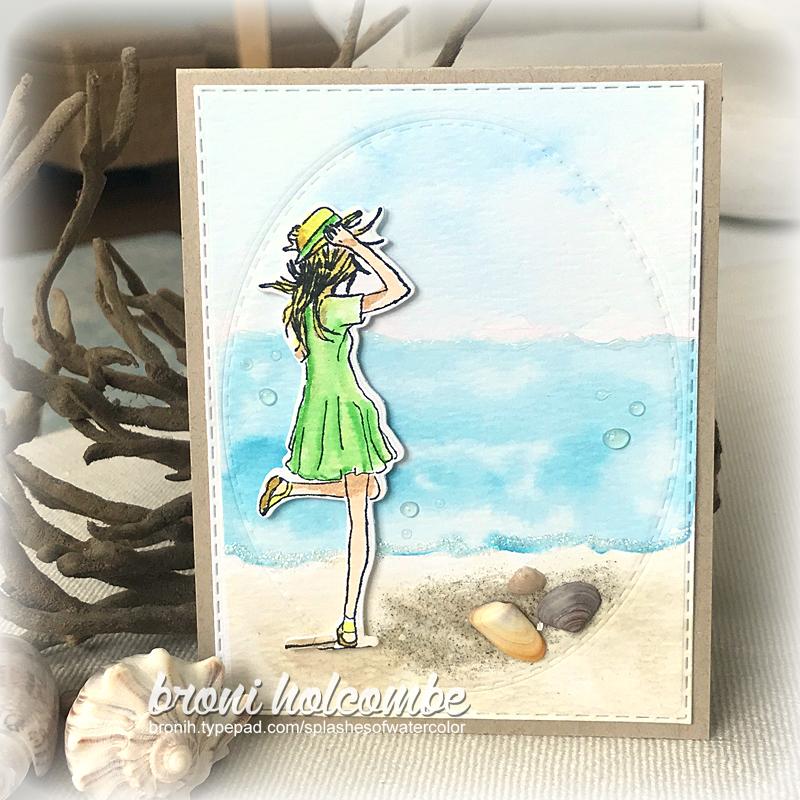 081419 CTD556 Summer Girl