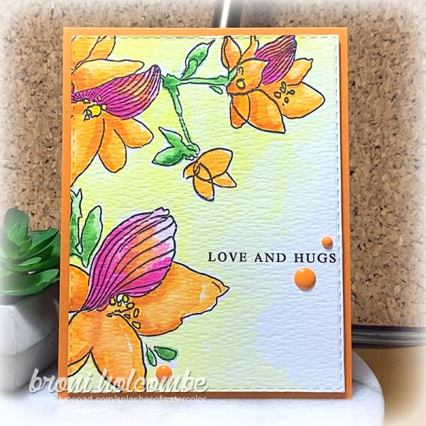 082819 CTD558 Love and Hugs