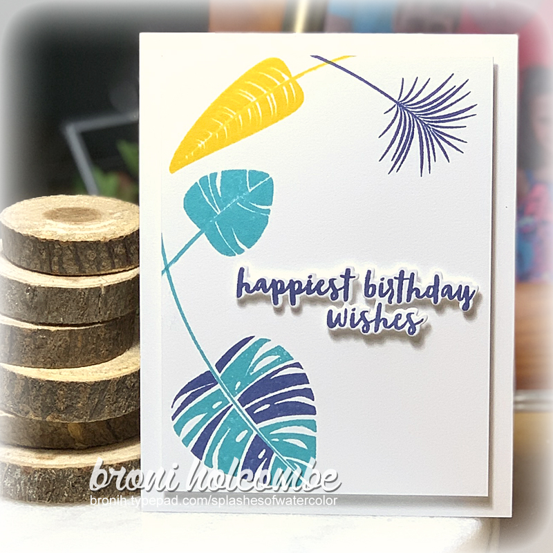 011520 CTD576 Tropic Wishes