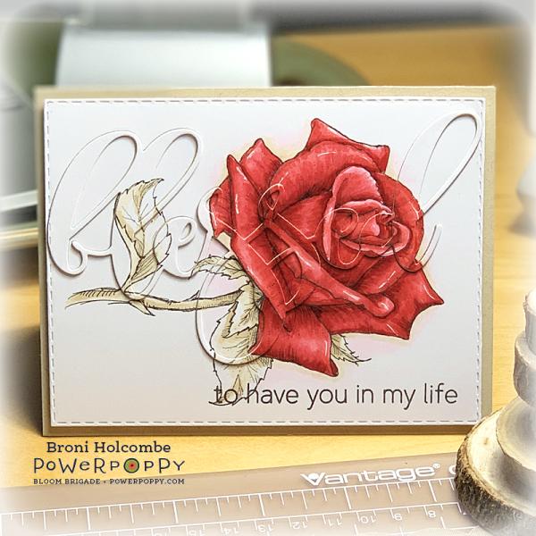 010120 CTD574 PP Free Rose
